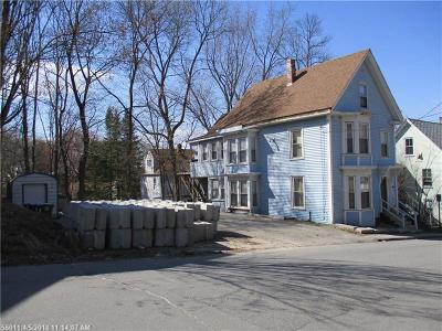 Westbrook Multi Family Home For Sale: 63 Brackett St