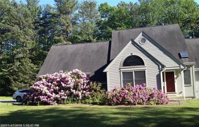 Ogunquit Single Family Home For Sale: 11 Rebecca