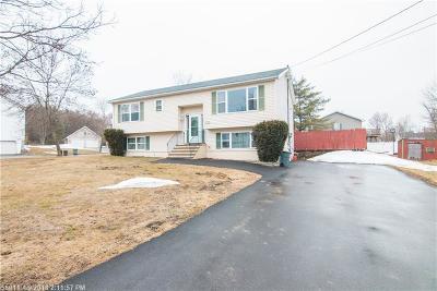 Bangor Single Family Home For Sale: 20 Birchwood Ave