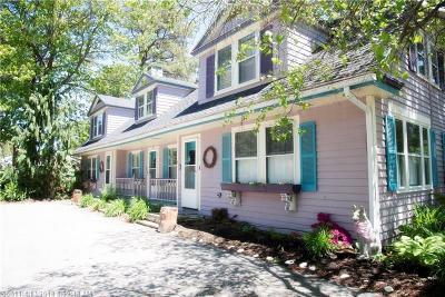 Ogunquit Multi Family Home For Sale: 4 Moorview Ave