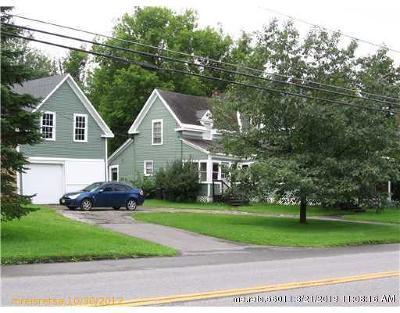 Fort Fairfield Multi Family Home For Sale: 131 Main Street