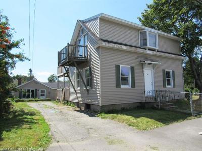 Bangor Multi Family Home For Sale: 92 Allen St