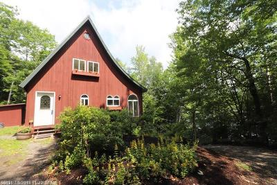 Dedham Single Family Home For Sale: 256 Murray Rd