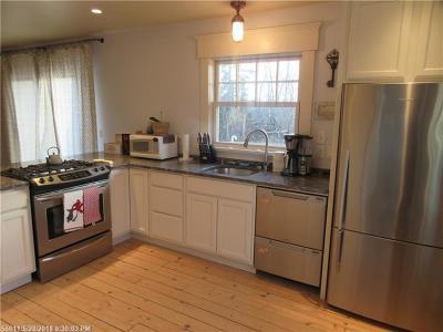 Gouldsboro Single Family Home For Sale: 595 Corea Rd