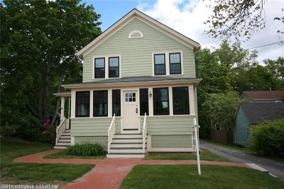 Kittery Condo For Sale: 23 Stimson St 23 #23