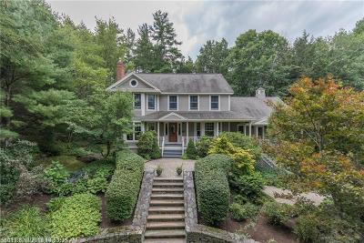 Falmouth Single Family Home For Sale: 8 Pinehurst Ln