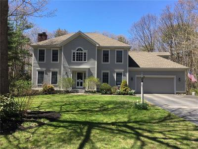 Kennebunk Single Family Home For Sale: 22 Lockwood Dr