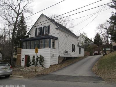 Bangor Multi Family Home For Sale: 110 Walter St