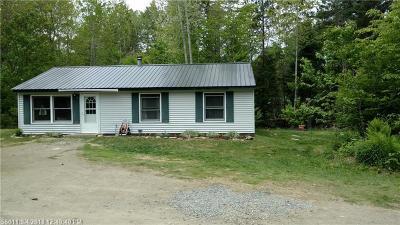 Single Family Home For Sale: 1166 Hudson Rd
