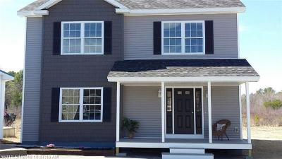 South Berwick Single Family Home For Sale: Lot 1 Hat Trick Ln