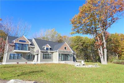 Kennebunkport Single Family Home For Sale: 34 Lands End Rd