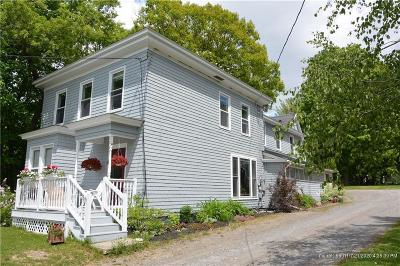 Houlton ME Multi Family Home For Sale: $174,900