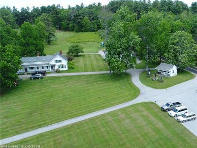 Single Family Home For Sale: 240 Mount Ephraim Rd