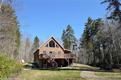 Single Family Home For Sale: 115 Sanders Point Rd