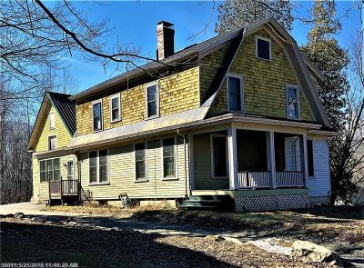 Single Family Home For Sale: 64 Main Rd S
