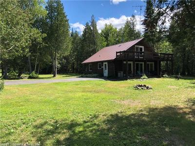Portage Lake Single Family Home For Sale: 579 Cottage Road