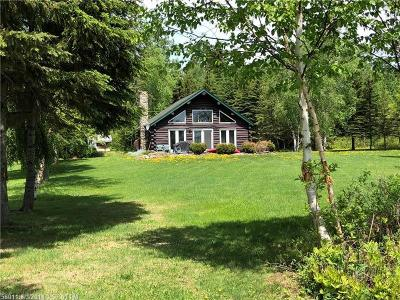 Portage Lake Single Family Home For Sale: 21 Birch Point Drive