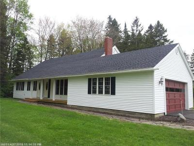 Presque Isle Single Family Home For Sale: 100 Pine St