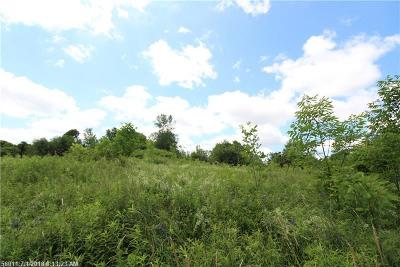 Bangor Residential Lots & Land For Sale: 0 Bean Ests