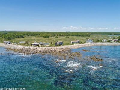 Kennebunkport Single Family Home For Sale: 107 Marshall Point Rd