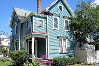 Single Family Home For Sale: 4 Holyoke Street