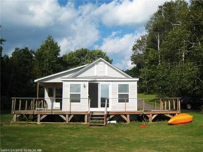 Portage Lake Single Family Home For Sale: 149 Cottage Road