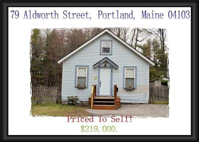 Portland Single Family Home For Sale: 79 Aldworth St