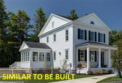 Scarborough Single Family Home For Sale: 11 Vista Dr