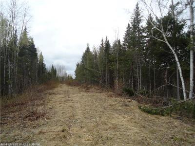 Prentiss Twp T7 R3 Nbpp Residential Lots & Land For Sale: Osgood Road