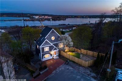 Portland Single Family Home For Sale: 120 Salem St