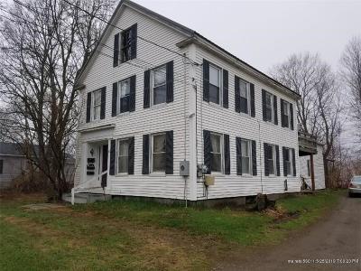 Multi Family Home For Sale: 52 Elm Street