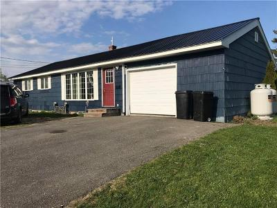 Presque Isle Single Family Home For Sale: 5 Sherwin St