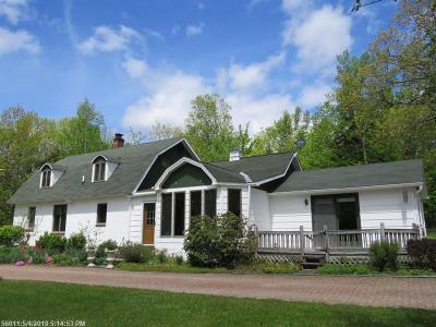 Single Family Home For Sale: 656 Lakins Rd