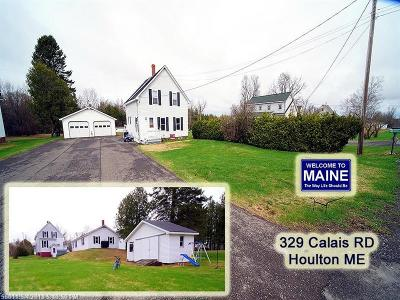 Single Family Home For Sale: 329 Court Street