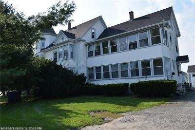 Westbrook Multi Family Home For Sale: 11 New Gorham Rd