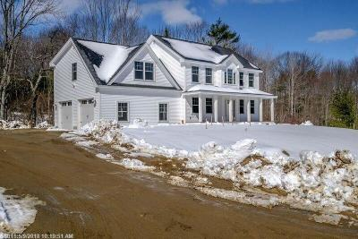 Windham Single Family Home For Sale: Tbd Abenaki Dr