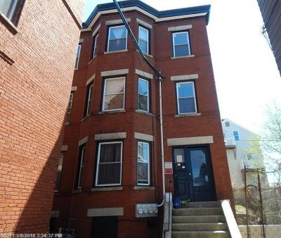Portland Multi Family Home For Sale: 104 Cumberland Ave