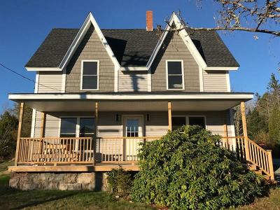 Winter Harbor Single Family Home For Sale: 410 Main St