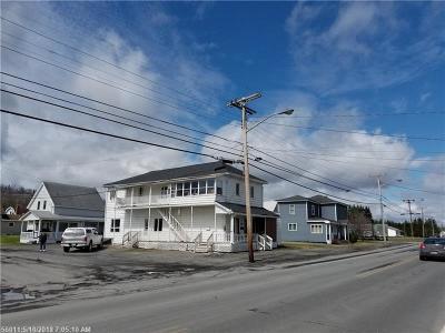Van Buren Multi Family Home For Sale: 567 Main St