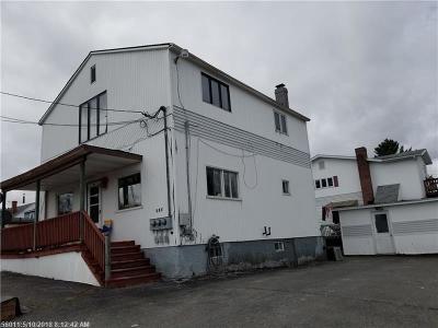 Madawaska Multi Family Home For Sale