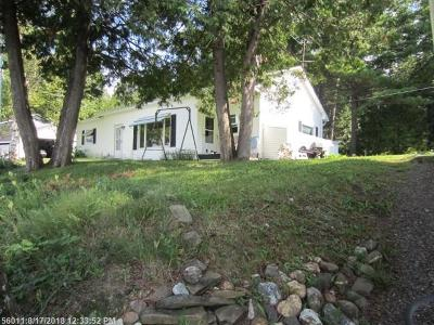 Madawaska Single Family Home For Sale: 937 Lake Shore Road