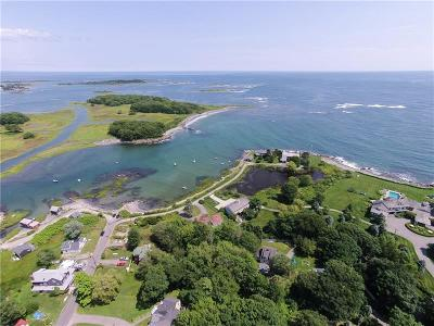 Kennebunkport Single Family Home For Sale: 75 Turbats Creek Rd