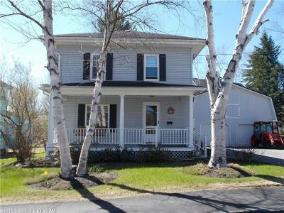 Presque Isle Single Family Home For Sale: 59 Park St