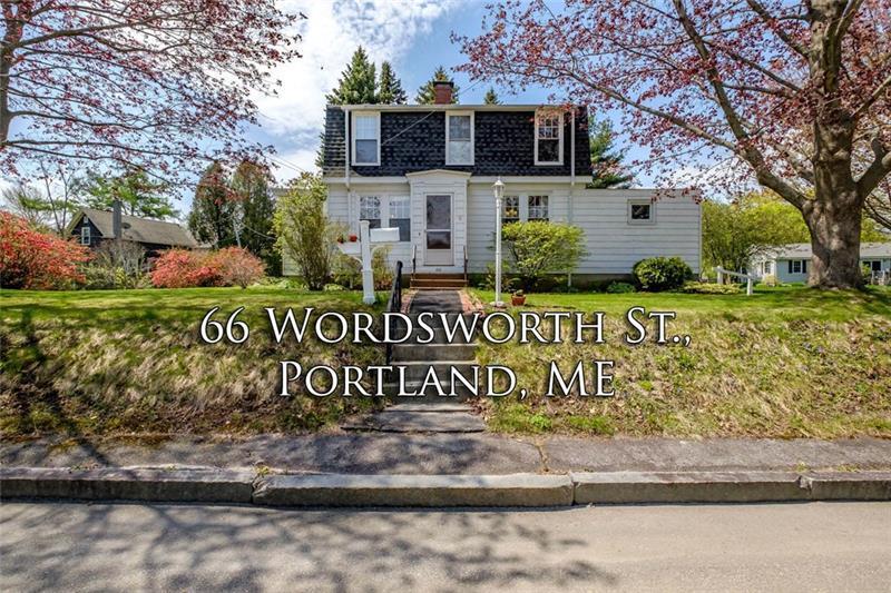 66 Wordsworth Street Portland Me Mls 1350348 Direct Real