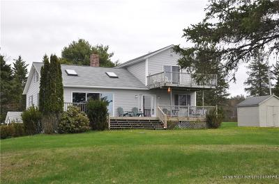 Sullivan Single Family Home For Sale: 1739 Us Route 1