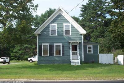 Standish Single Family Home For Sale: 1120 Pequawket Trl