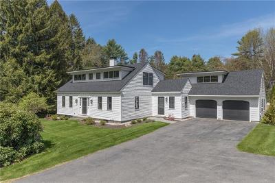 Falmouth Single Family Home For Sale: 154 Foreside Rd