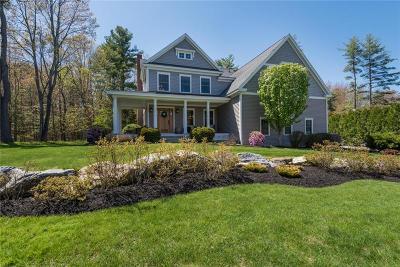 Portland ME Single Family Home For Sale: $797,700