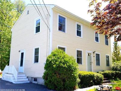 Portland ME Single Family Home For Sale: $309,000