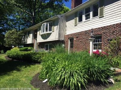 South Portland ME Single Family Home For Sale: $720,000